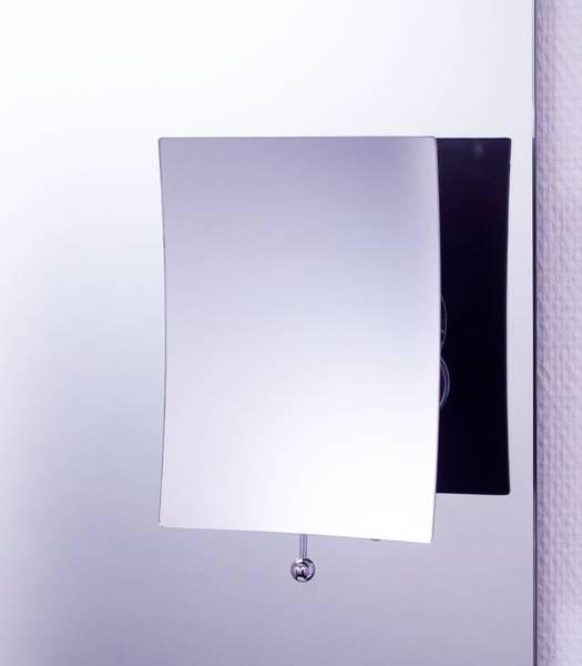 Bilde av Sminkespeil Liv rektangulær 5x forstørrelse