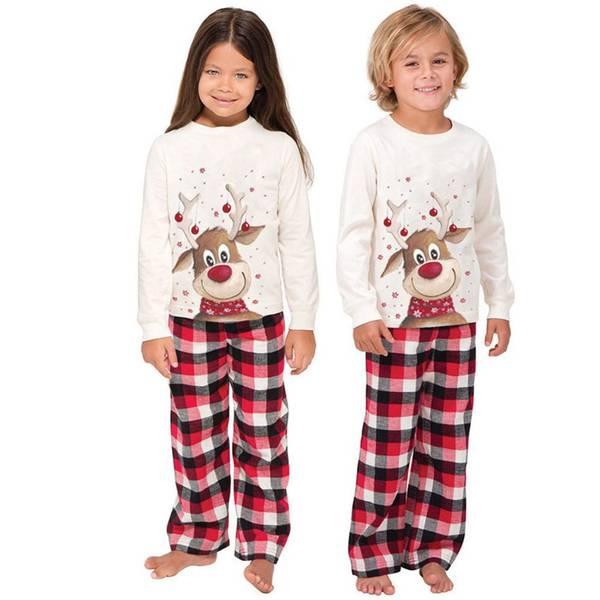 Bilde av Julepyjamas barn
