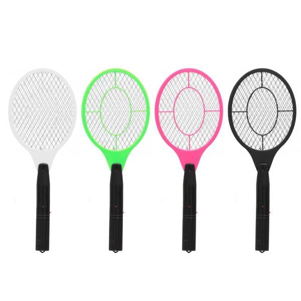Bilde av Insektsmekker elektrisk 4 ass farger hvit grønn rosa sort