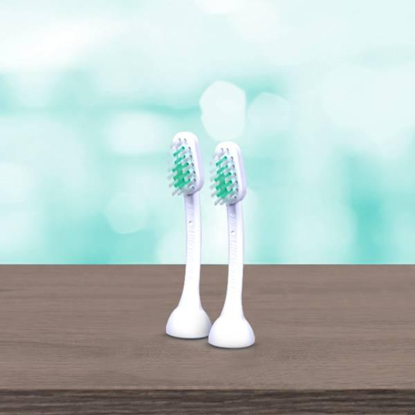 Bilde av Ekstra tannbørste til Emmipet ultralyd tannbørste - Stor