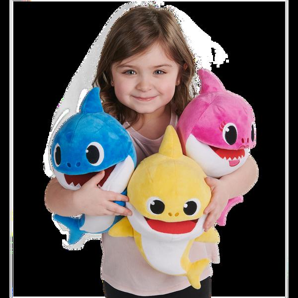 Bilde av Baby Shark Plysj med sang
