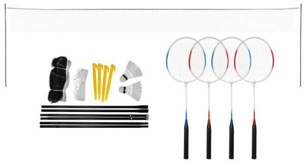 Bilde av Badmintonsett - 4 spillere