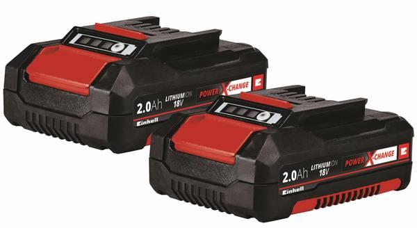 Bilde av PXC-Twinpack 2,0 Ah, Batteri