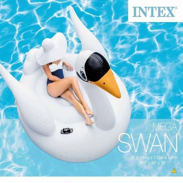 Bilde av Mega svane fra Intex