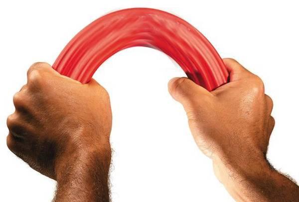 Bilde av Fleksibar Effekt på musearm og tennisablue