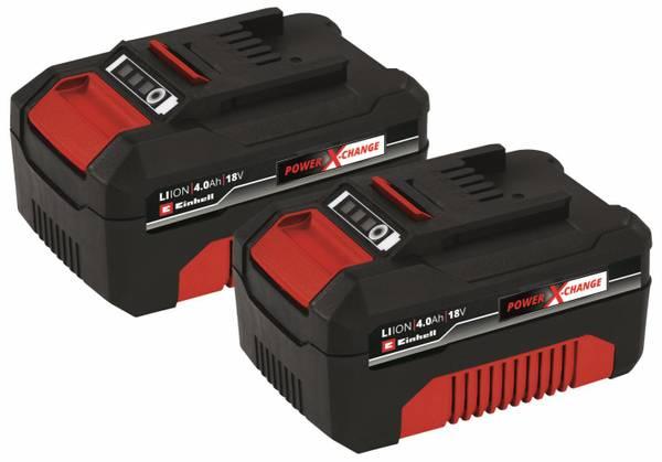 Bilde av PXC-Twinpack 4,0 Ah, Batteri