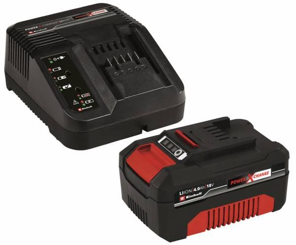 Bilde av 18 V 4,0 Ah PXC Sett med lader og batteri