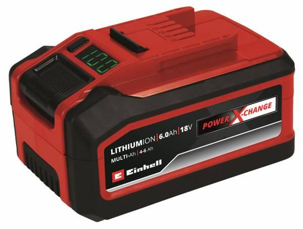 Bilde av Batteri, 18 V 4-6 Ah Multi-Ah PXC Plus