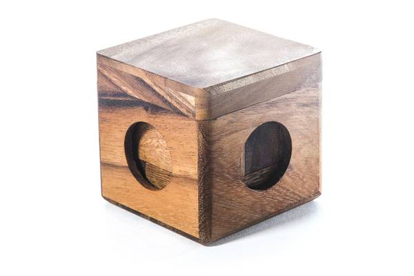 Bilde av  Cube Puzzle - Soma Cube