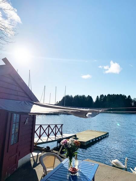 Bilde av Solseil hvit / Grå - 3 x 3 meter - Vanntett
