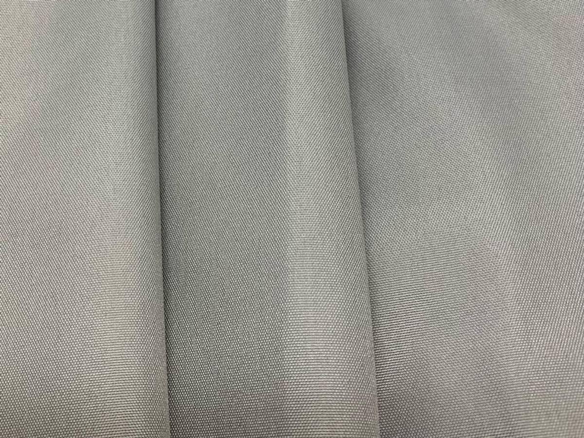 Trekantet solseil hvit / Grå - 3 x 3 x 3 m - Vanntett