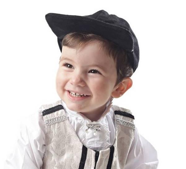 Bilde av Caps til bunad eller festdrakt