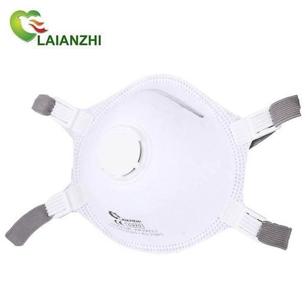 Bilde av Filtrerende Halvmaske med ventil FFP3 5 pk