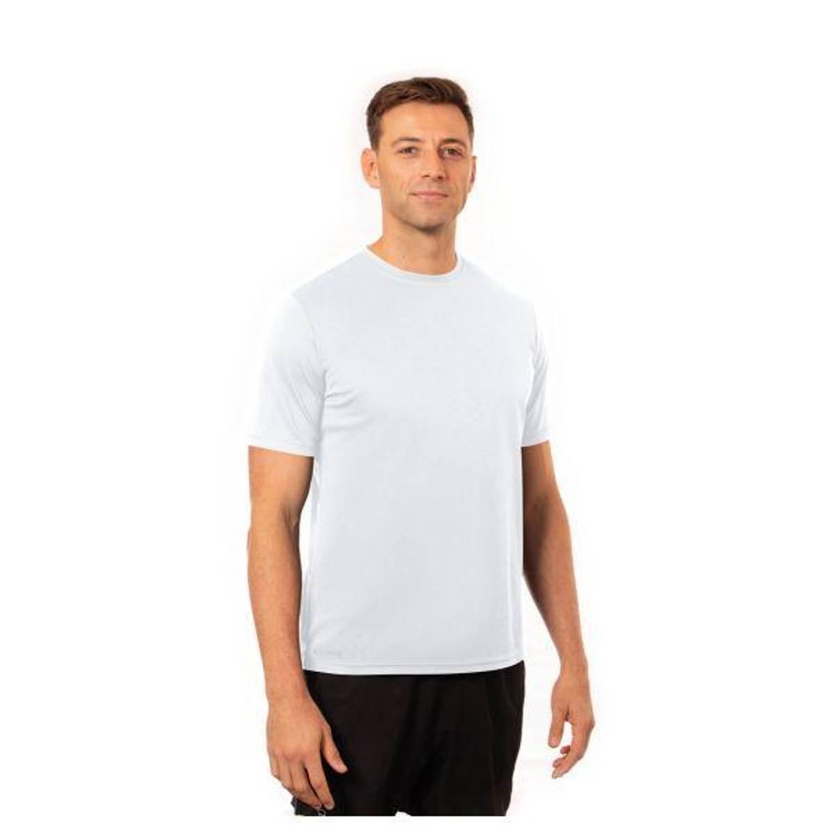 AVIRO T-skjorte kort arm, for menn