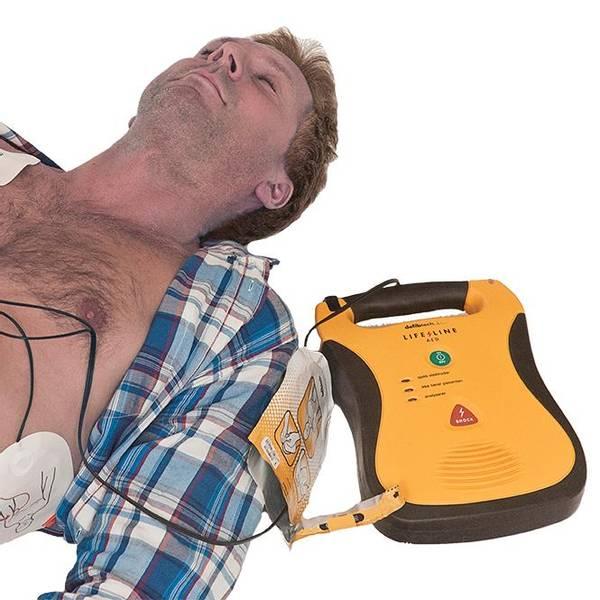 Bilde av Lifeline AED - Norsk NRR - med 5 års batteri