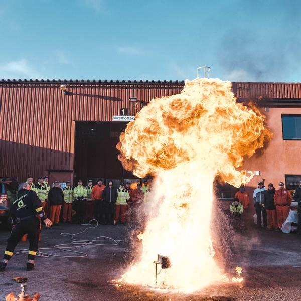 Bilde av Digitalt kurs i brannsikkerhet og førstehjelp