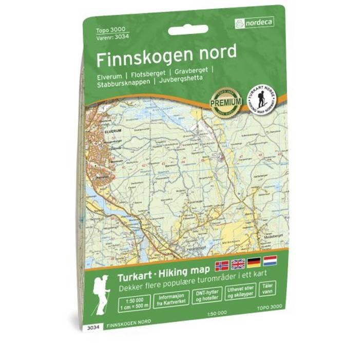 Bilde av Finnskogen nord