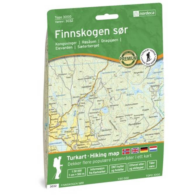Bilde av Finnskogen Sør