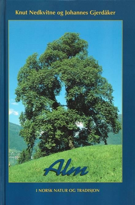 Bilde av Alm i norsk natur og kultur