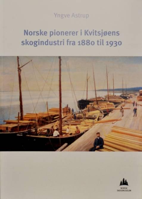 Bilde av Norske pionerer i Kvitsjøens