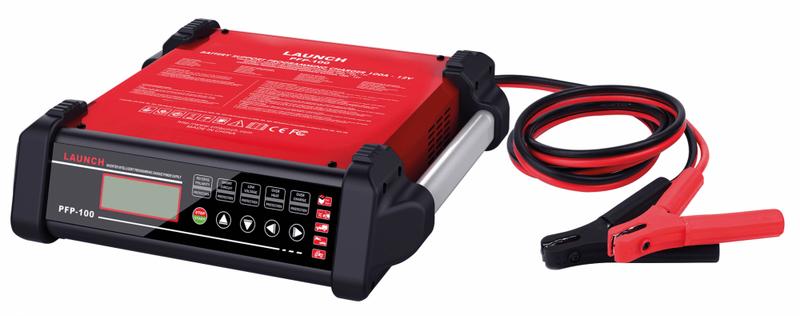 Launch PFP-100 Batterilader