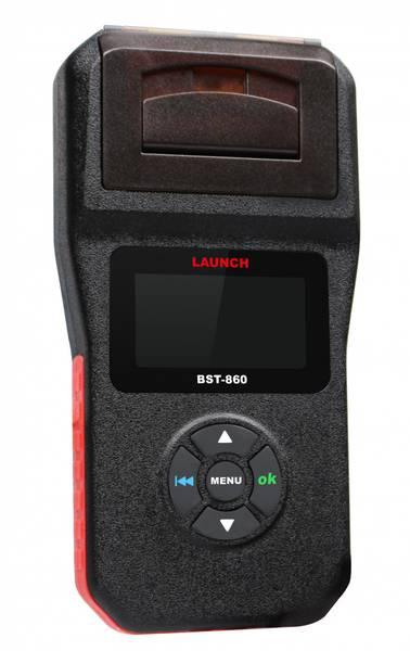 Launch BST- 860 Batteritester