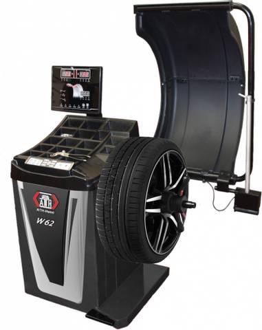 Bilde av ATH-Heinl W-62 LCD 2D avbalanseringsmaskin