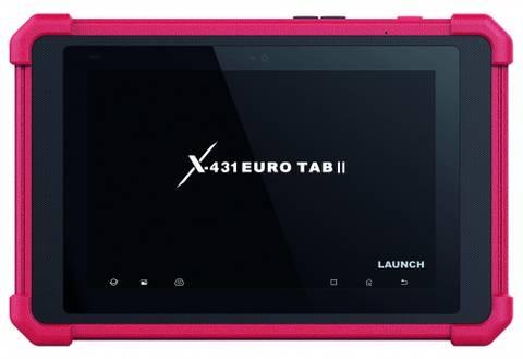 Bilde av Launch X-431 Euro Tab II