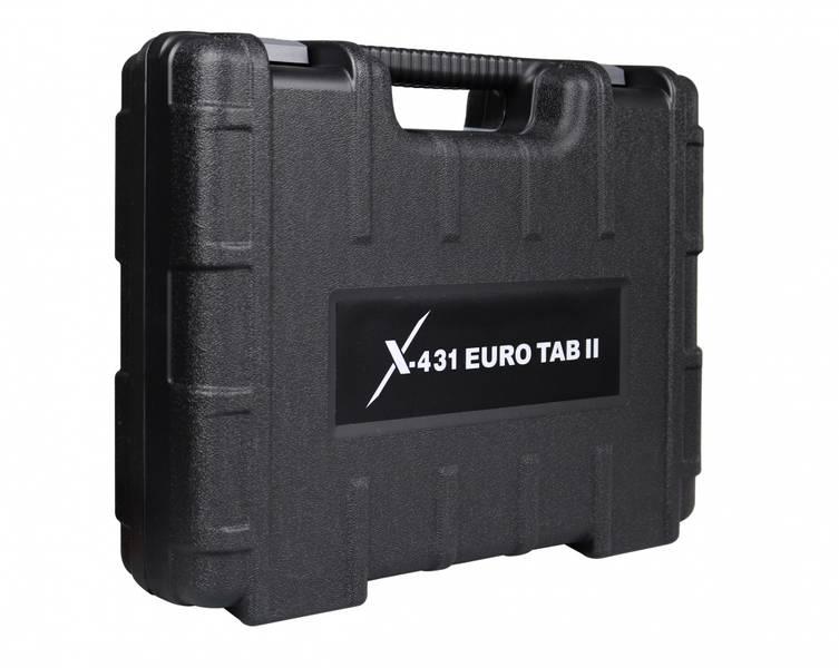 Launch X-431 Euro Tab II