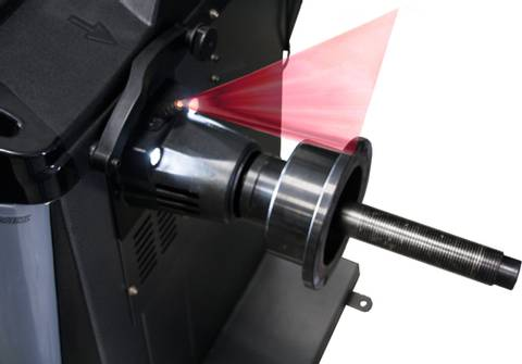 Bilde av ATH-Heinl W24 LED 2D avbalanseringsmaskin