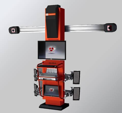 Bilde av Battle Axe 3D-ZD-6