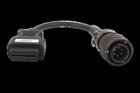 Bilde av Jaltest OHW kabel JDC502A Steyr motor 6 pin