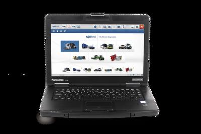 Bilde av Jaltest Panasonic PC Toughbook