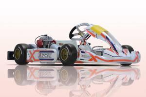 Bilde av Rookie Exprit Mini Homologated CIK-FIA
