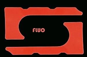 Bilde av Fluo Dekal orange bakfanger OTK