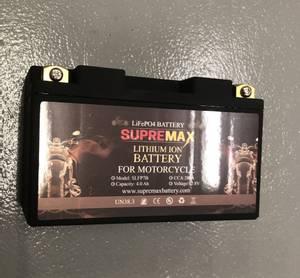 Bilde av Batteri 12V 4 Ah Lithium, kun 0,8kg