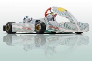Bilde av Tony Kart Racer 401 R - DD2