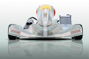 Bilde av Tony Kart Racer 401 R KZ