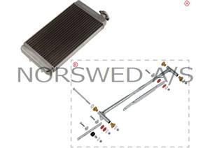 Bilde av Support kit for radiator 400 x 200 mm