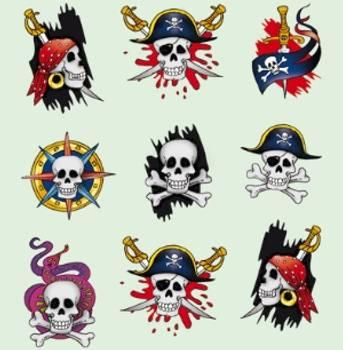 Bilde av Pirater og skaller