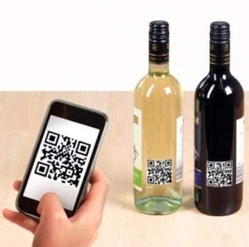 Bilde av QR og kvadratiske etiketter