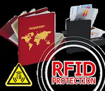 Bilde av RFID holder/etui