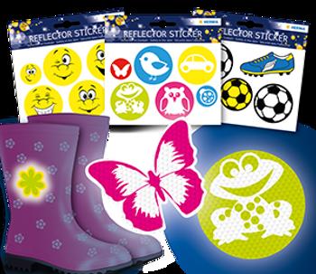 Bilde av Selvlysende stickers