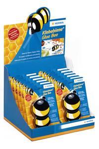 Bilde av Glue Bee limroller diskdisplay, 12 stk