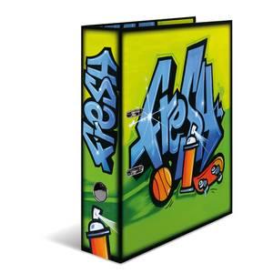 Bilde av HERMA ringperm i kartong, Graffiti Fresh (10