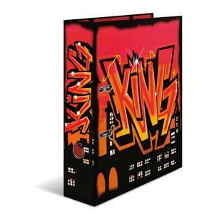 Bilde av HERMA ringperm i kartong, Graffiti King (10 pakk)
