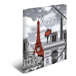 Bilde av HERMA strikkmappe i plastmateriale, A3, Paris (3