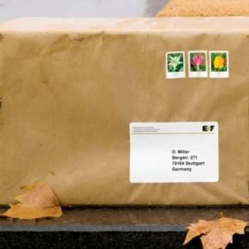 Bilde av Adresse- og fraktetiketter