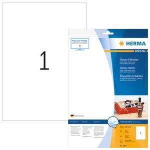 Bilde av InkPrint ark, A4, glossy, fotokvalitet, 10 ark,
