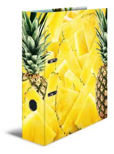 Bilde av HERMA ringperm i kartong, Fruit Cocktail Ananas